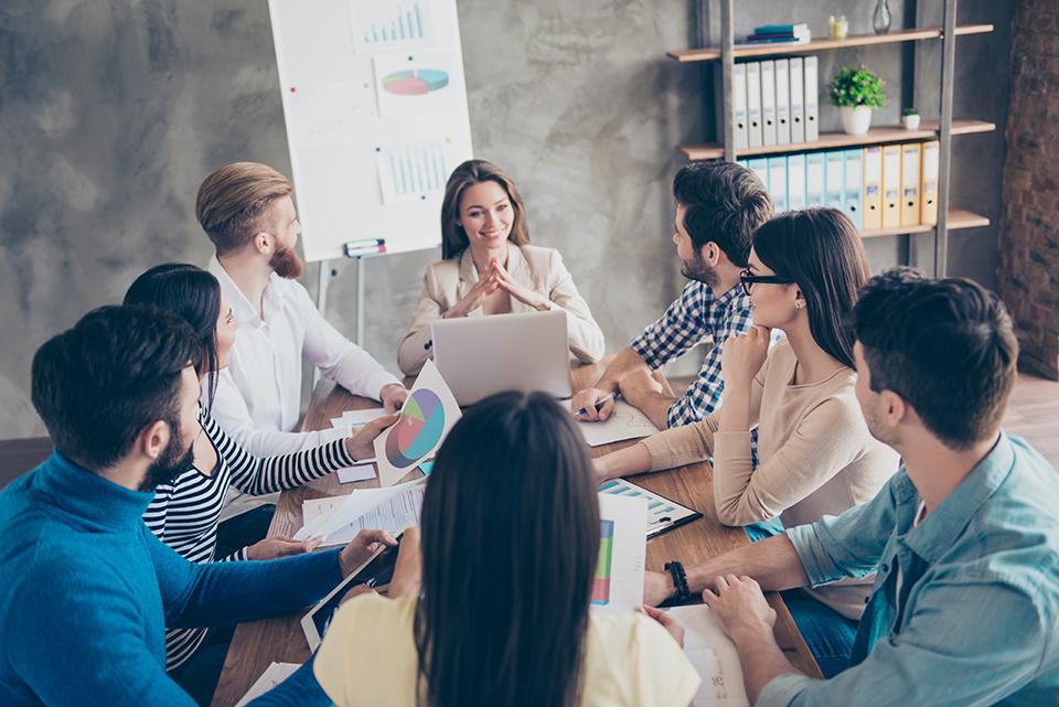 Coaching empresarial, creativo y gestión de equipos